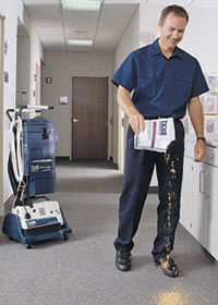 Atlanta Dry Carpet Cleaning Services