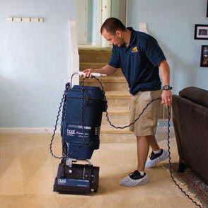 About Hughes Dry Carpet Cleaning